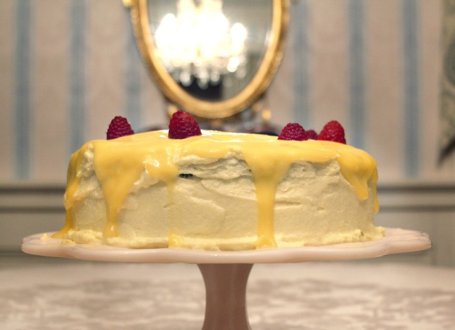 lemon raspberry cake 1